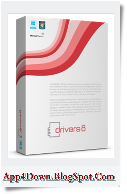 UpdateStar Drivers 8 For Windows Final Version Download