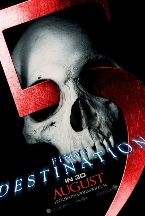 "Second ""Final Destination 5"" Poster Has Arrived!"