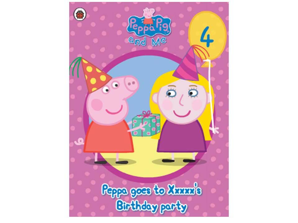 Peppa Pig Party Time Facciamo Festa Insieme