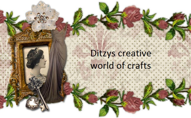 ditzys creative world of crafts