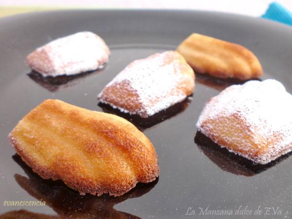 madeleines