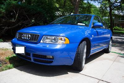 Audi S4 Front Bumper