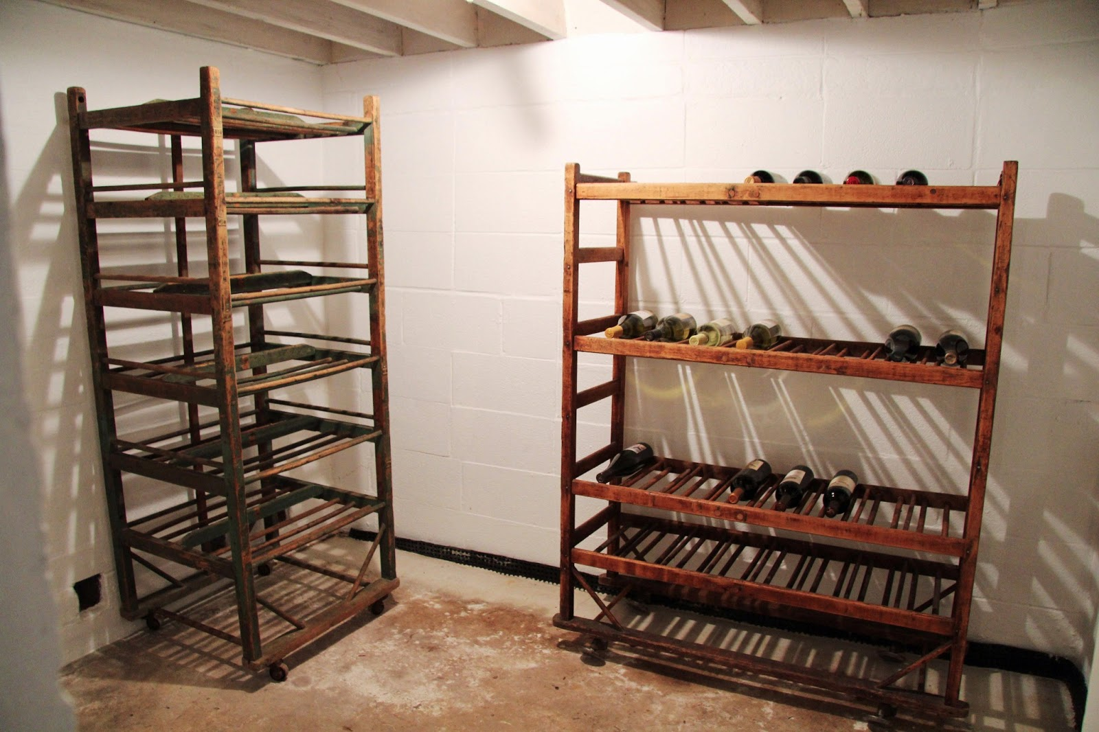 The Wine Cellar ~ Gallery For Home