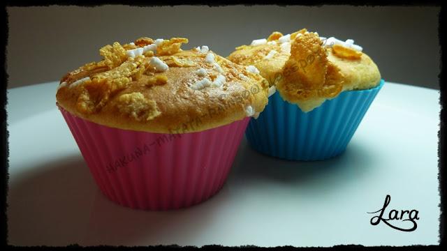 muffin con confettura alle bacche di goji