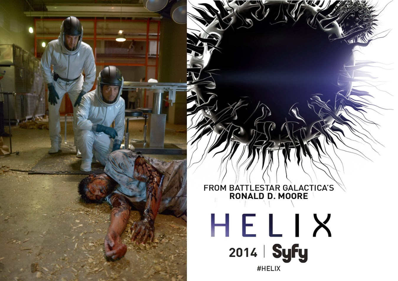 Helix   Teaser Trailer