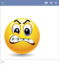 Growl FB Emoticon