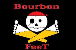 Bourbon feet