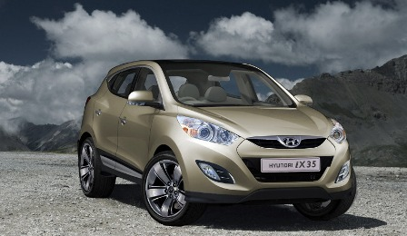 Our new auto blog adding Hyundai Tucson ix35 SUV car with great ...