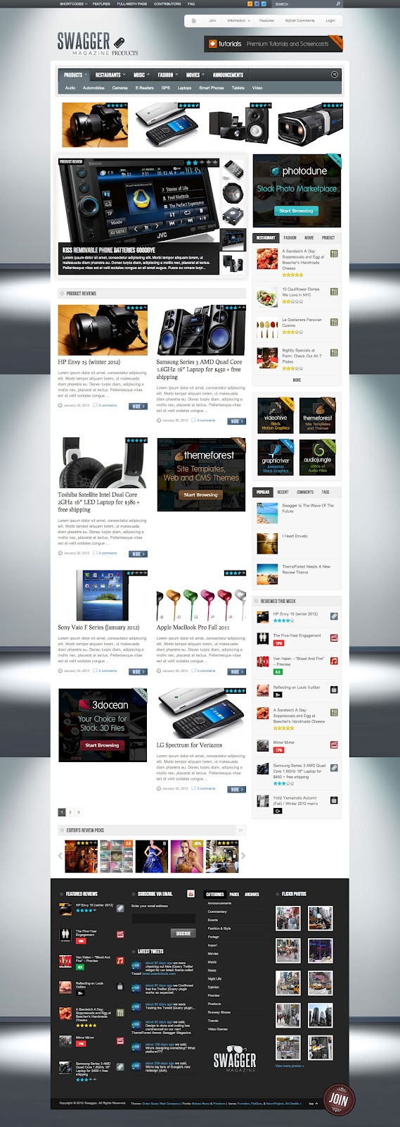Best-SwagMag-Magazine-Review-Theme