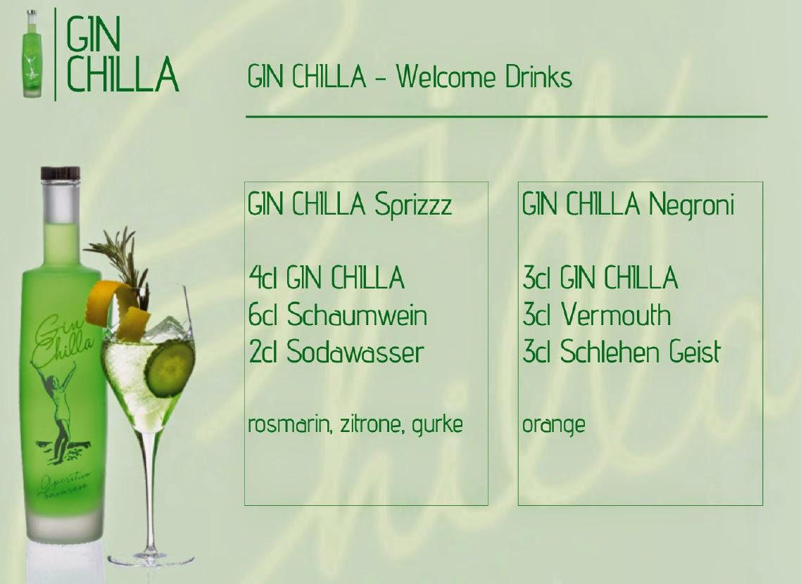 Genuss - Tipp: Gin Chilla Spritz – Aperitivo Bavarese für diesen Sommer