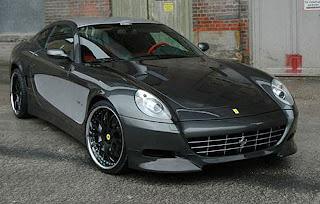 Você sabe quanto custa o IPVA de um carro de luxo? Ferrari+612+Scaglietti+5.7