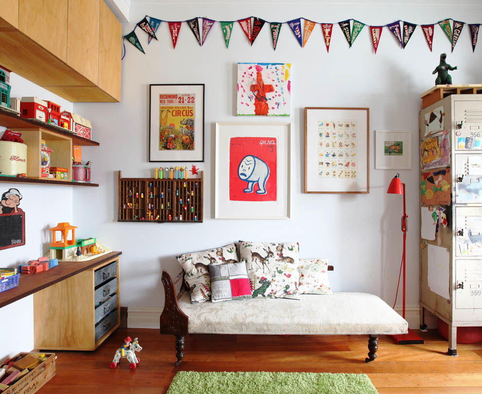 The boo and the boy eclectic colourful kids 39 rooms for Kid room decor