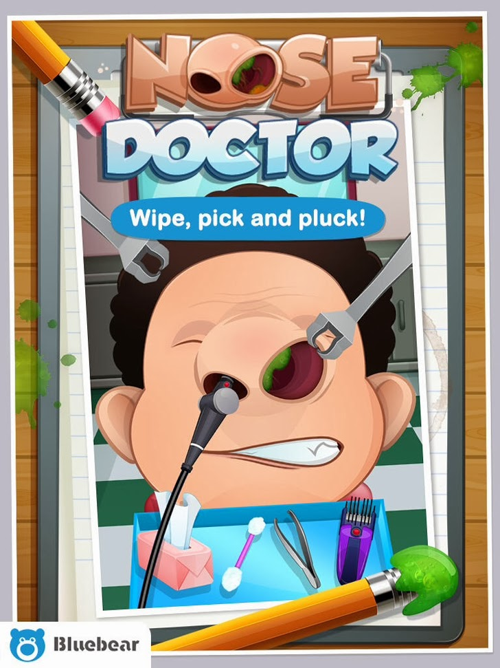 Nose Doctor! App iTunes App By Bluebear Technologies Ltd - FreeApps.ws