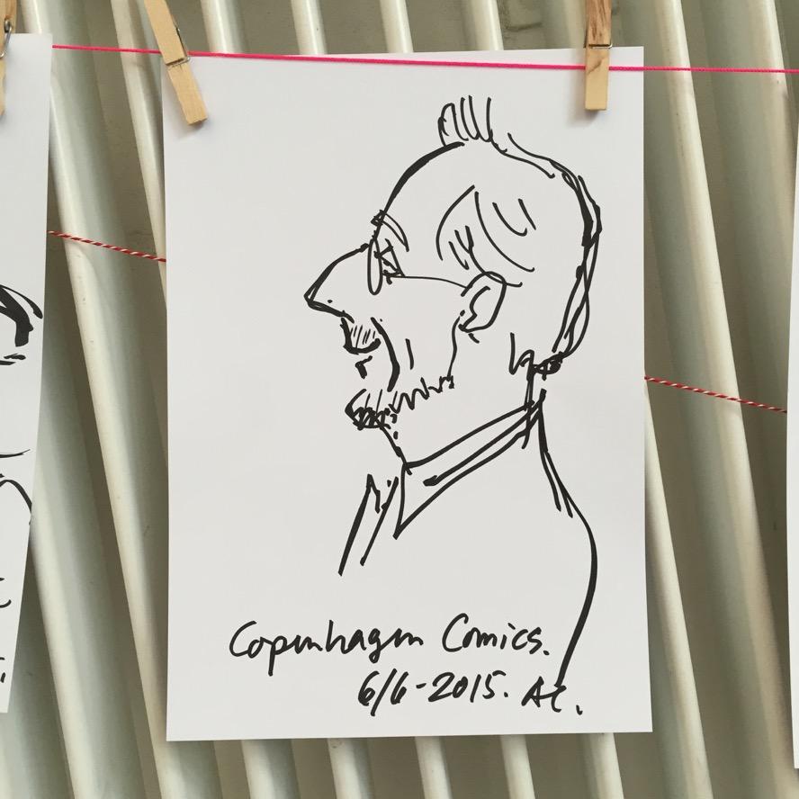 Copenhagen Comics