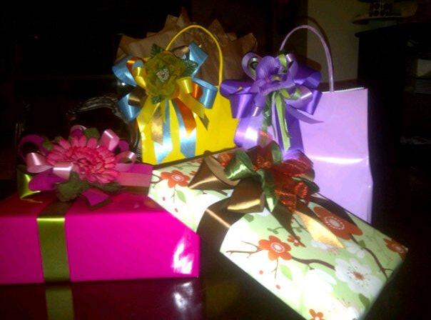 Soluciones e ideas vip nuestras envolturas para regalos for Envolturas para regalos
