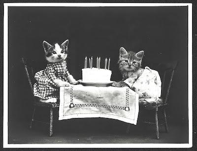 The Birthday Cake Clip Art