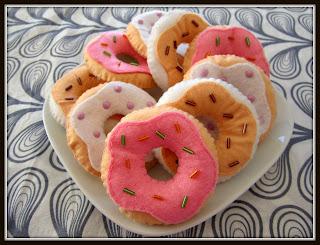 Donuts Fieltro Chikipol