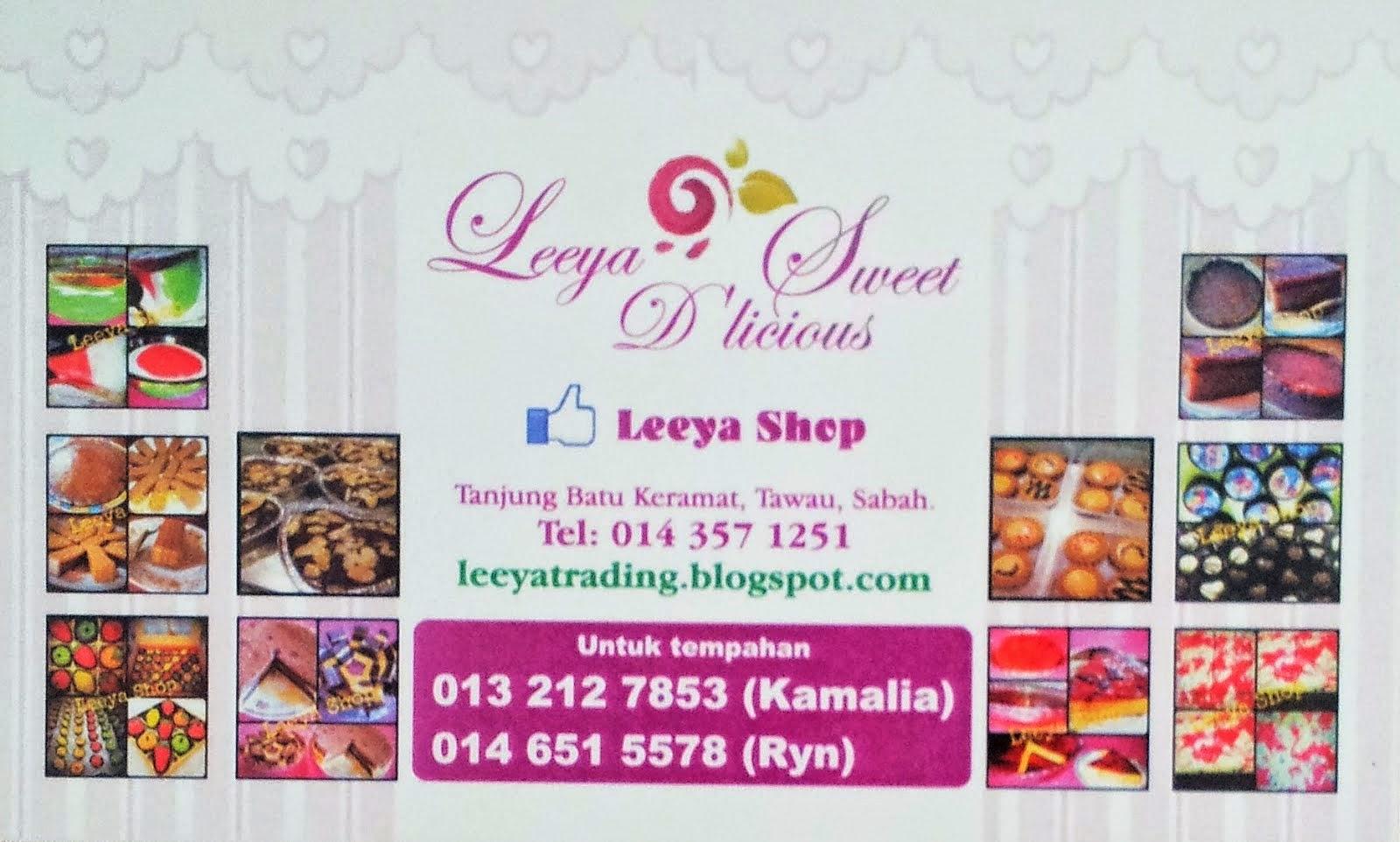 Leeya Sweet D'licious