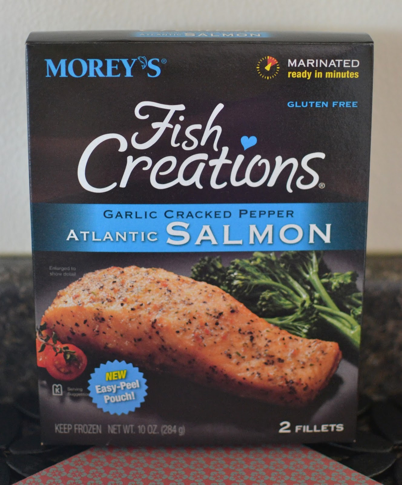 Hot eats and cool reads salmon sweet corn and cucumber for Morey s fish