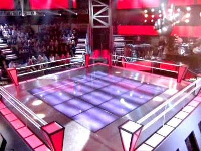 The Voice of America set