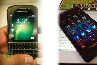 Perang Dingin BlackBerry 10: N-Series VS L-Series