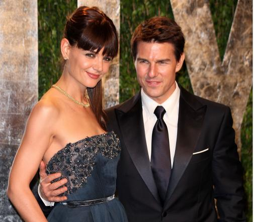 Tom Cruise and Katie Holmes to Divorce; Actress Files For Sole Custody of Suri » Gossip