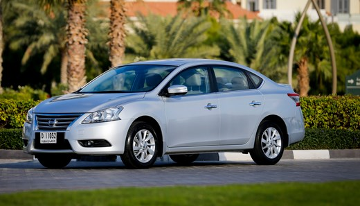 New Nissan Sentra Price in UAE