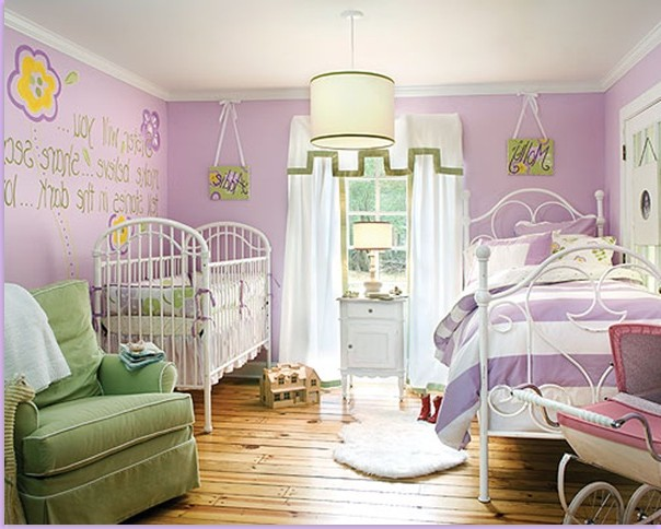 baby girl bedrooms decorating ideas the interior designs