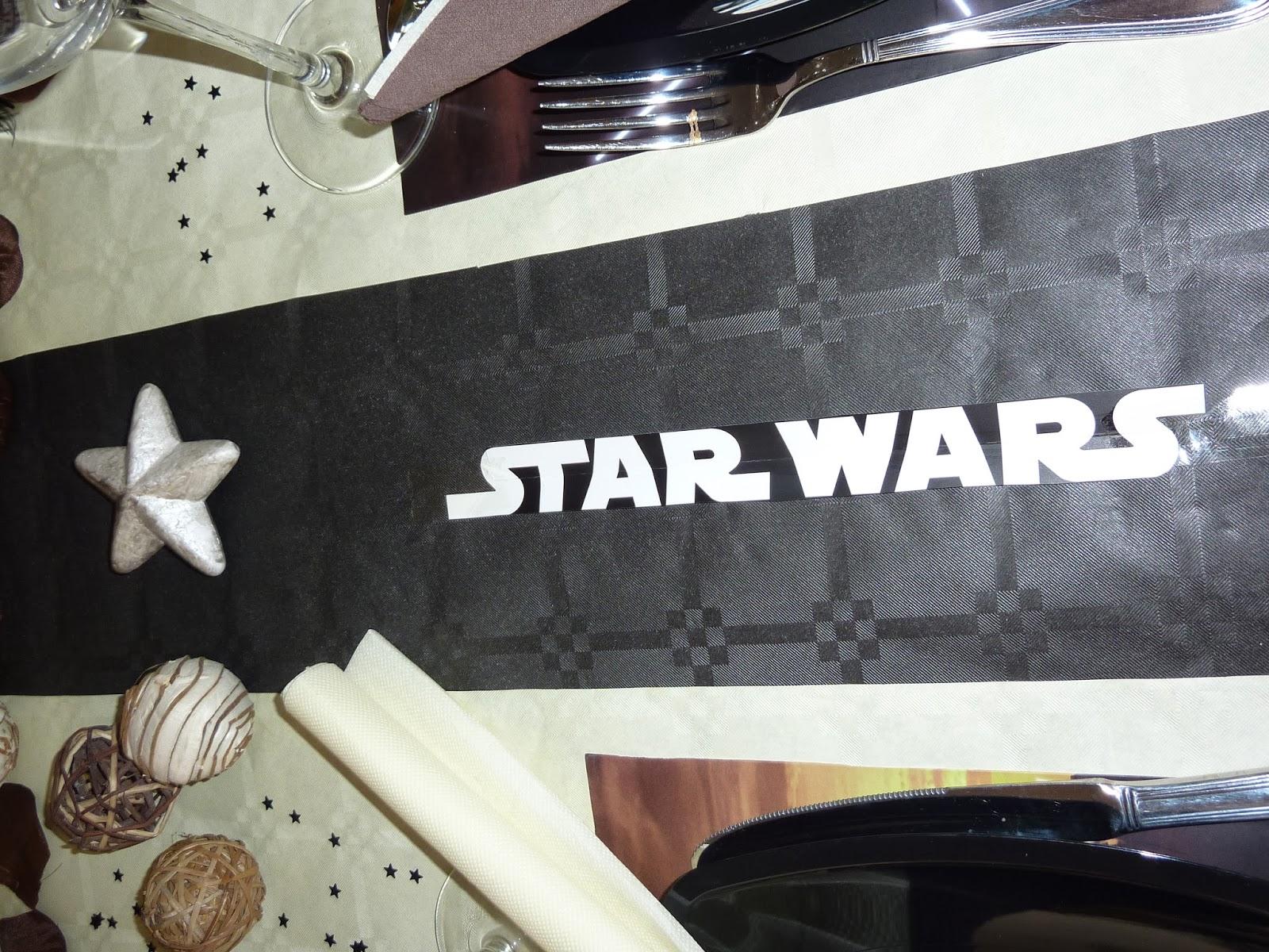anelore scrap cie d coration de table star wars. Black Bedroom Furniture Sets. Home Design Ideas