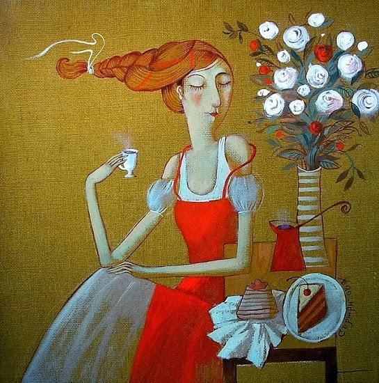 Olesya Serzhantova