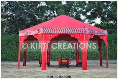Royal Handmade Tent