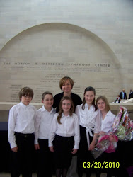 OAKE National Honor Choir 2010