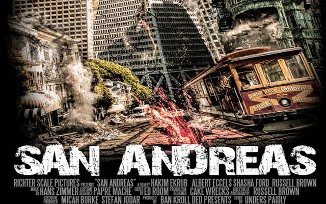 Info review Sinopsis Film San Andreas (2015) Bioskop