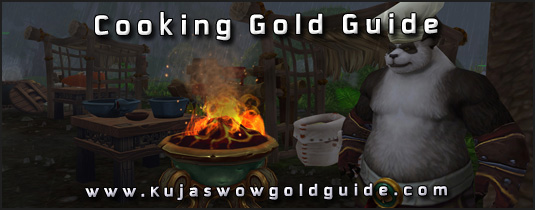 wow cooking gold guide