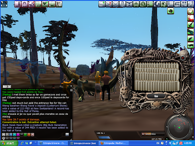 Entropia Universe - Game Interface 2010