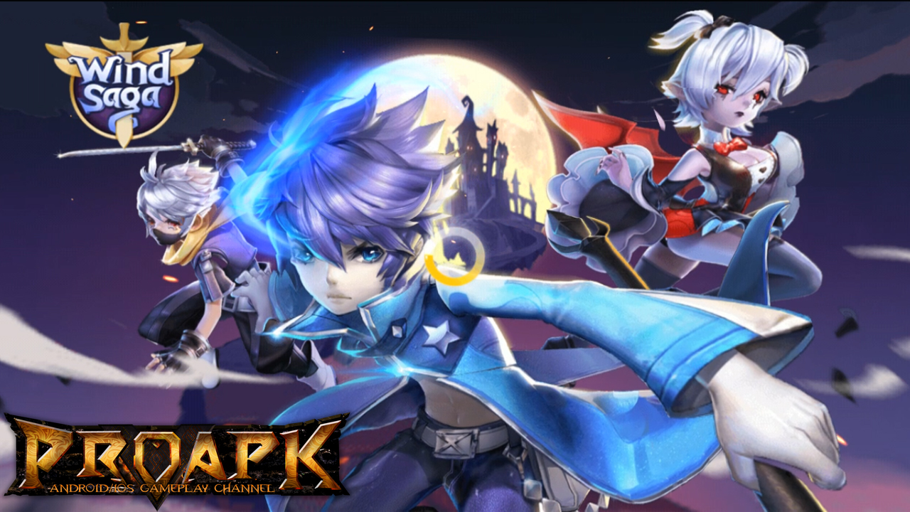 Wind Saga - 3D Action Adventure CBT
