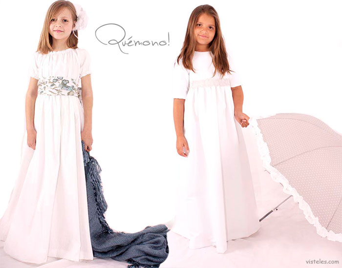 Serri barcelona vestidos comunion