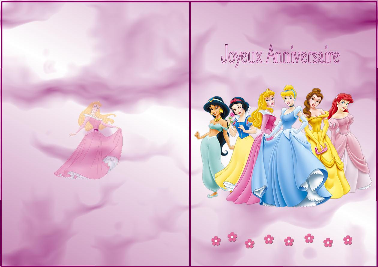 Cartedanniversaire march 2013 - Carte anniversaire fille a imprimer ...