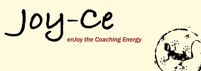 Joy-Ce, enJoy the Coaching Energy