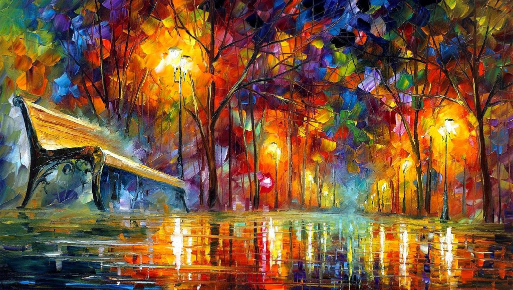 23-Leonid-Afremov-Expression-of-Love-for-the-Art-Of-Painting-www-designstack-co