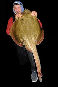30lb Shore Caught Blonde Ray