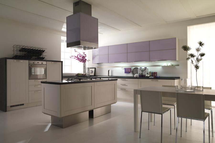 Cocinas cl sicas pero muy contempor neas cocinas con estilo for Cocinas clasicas