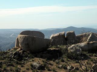 Mt. Woodson Boulders