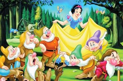 Snow white seven nains porno