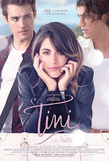 Tini: El Gran Cambio de Violetta Poster