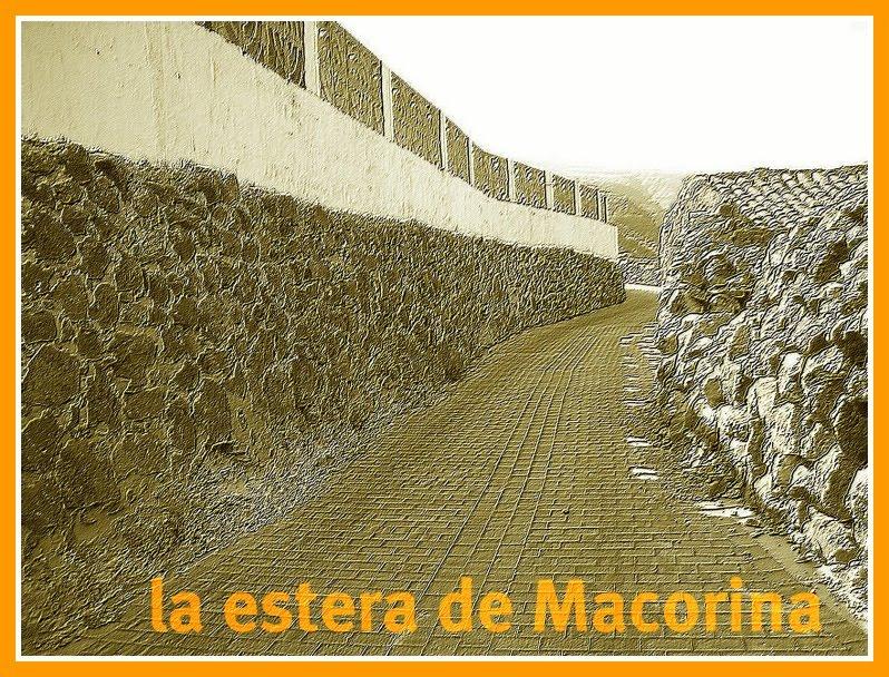 la estera de Macorina