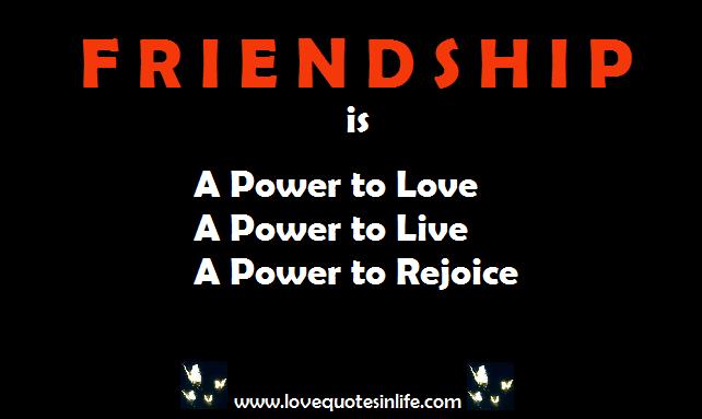 Friendship Behind My Journey U2013 Inspirational Message About Friendship