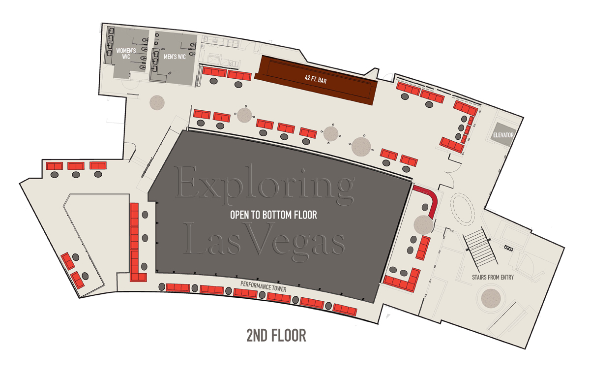 Night Club Floor Plans In Addition On The Station Nightclub Fire Floor