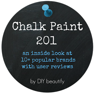This informative inside look at specific chalk paint brands and user reviews will help you make an informed decision before you buy! Read it at DIY beautify