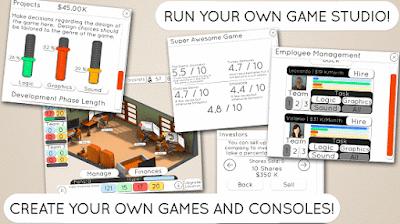 game studio tycoon 2 mod apk